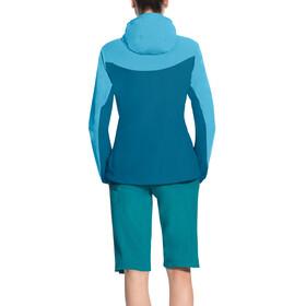 VAUDE Moab Jacket III Women kingfisher